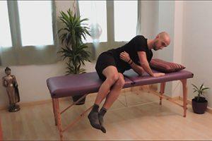 Imagen video Youtube 1. Levantarse de la cama con dolor de espalda lumbago