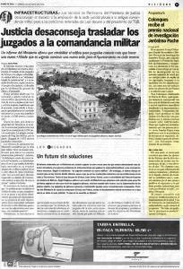 Foto recorte del Diario de Ibiza sobre Josep colonquespremio de investigación. Premio Nacional de Investigación