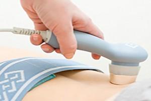 Sección Fisioterapia: Ultrasonido aplicado a la región lumbar