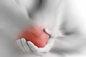 Sección Fisioterapia: Dolor de codo e inflamación
