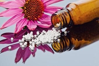 Sección homeopatía ibiza