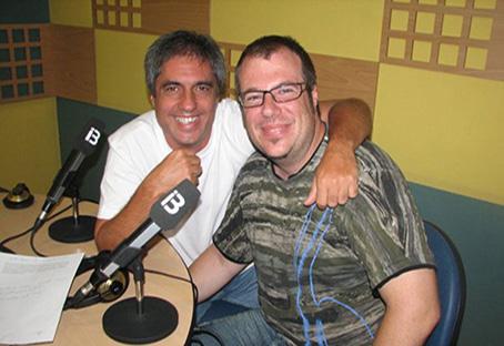 ibiza radio IB3 radio Ibiza con Josep Colonques