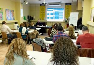 Foto de Josep Colonques de profesor en Vigo