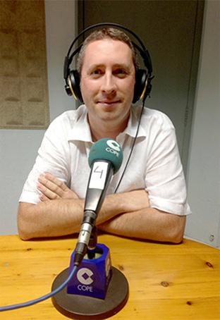 podcast de tiempo de salud con Eivissalut con Vicent Ribas
