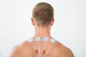 Parches de electroterapia