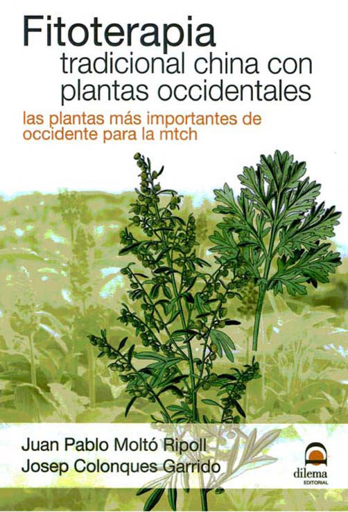 libros de Josep Colonques fitoterapia china con plantas occidentales