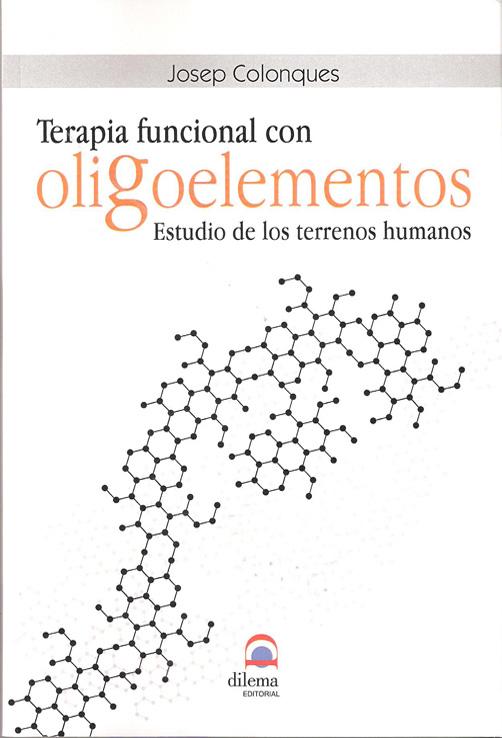 libros de Josep Colonques Oligoterapia