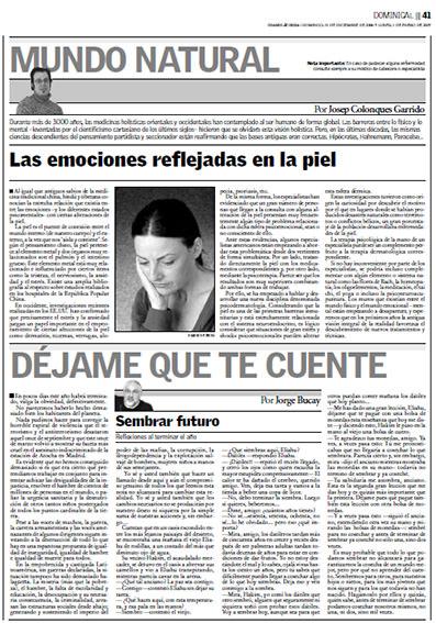 Josep Colonques Diario Ibiza emociones piel