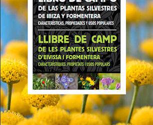 Libro de campo de las plantas de Ibiza y Formentera